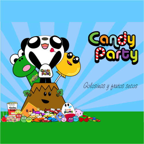 Cliente Tproyecto.es Candy Party