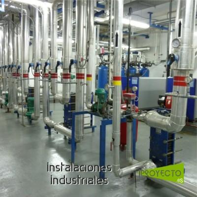 Plano de instalaciones electricas industriales