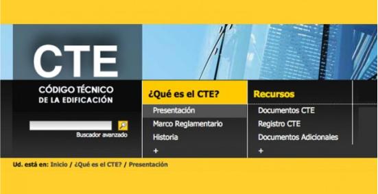 Tproyecto - Normativa CTE