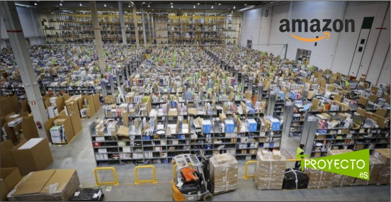 Tpryecto.es - Amazon busca Ingenieros