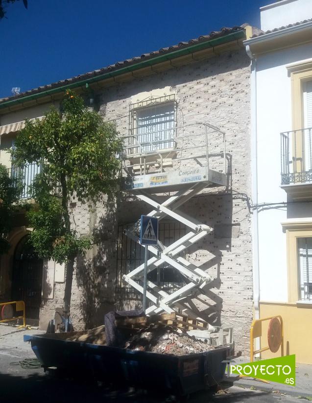 Rehabilitación de Fachada en Córdoba
