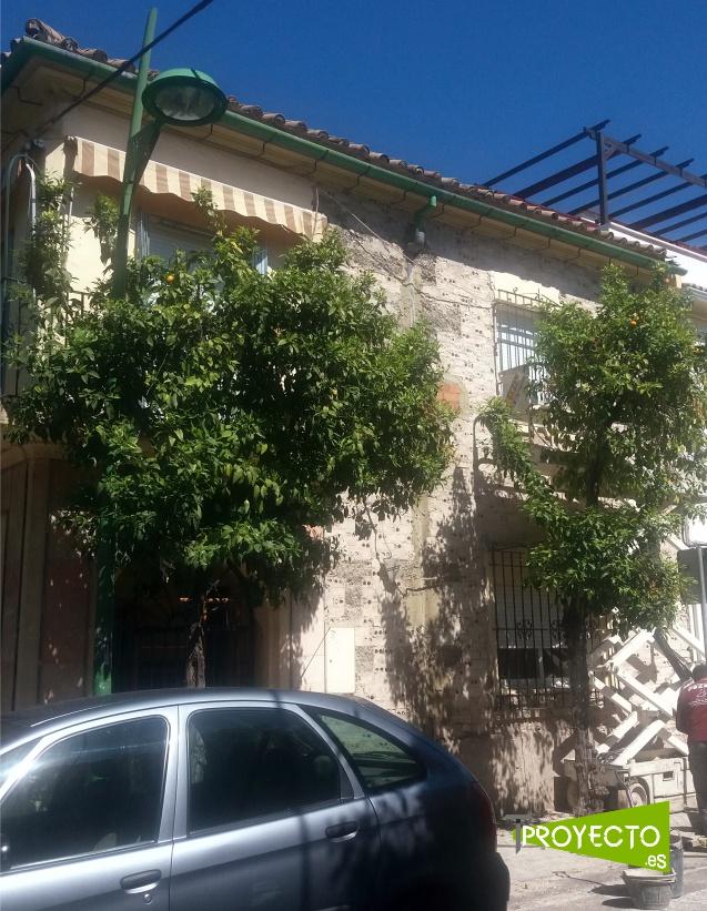 Rehabilitación Fachada Córdoba - Tproyecto