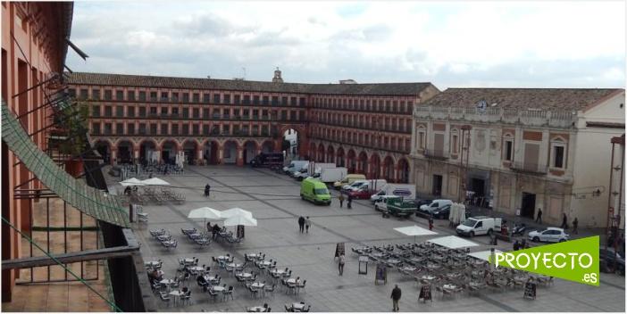Licencias de Veladores en Córdoba