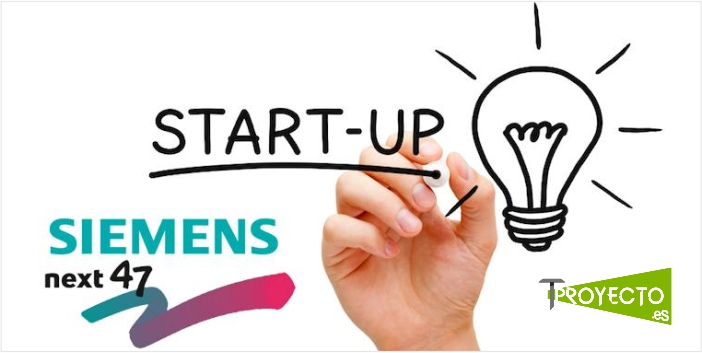 Next 47. Start-up de Siemens
