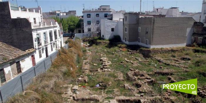 El antiguo Cine Andalucía abrirá como jardín con una pista polideportiva a final de verano