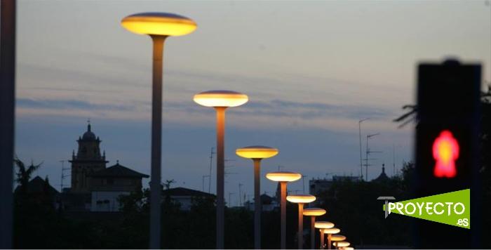 Eficiencia Energética Córdoba Luminaria