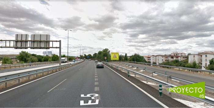 Proyecto insonorización autovía A-4 a su paso por Córdoba