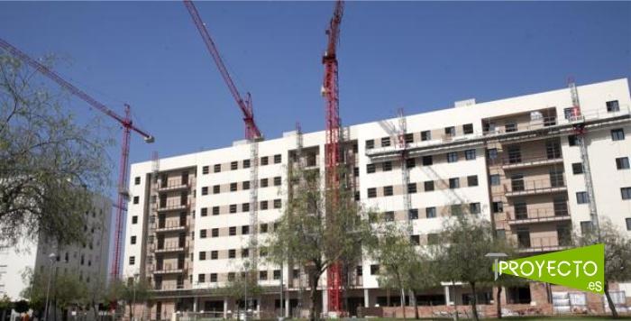 Baja proyectos construcción de vivienda en Córdoba