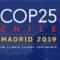 COP25. Conferencia de las Naciones Unidas sobre Cambio Climático de 2019